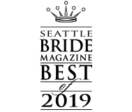 Seatle Bride Magazine Award for Roche Harbor