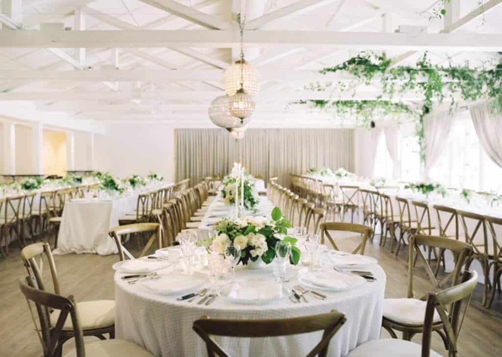 Pavillion Wedding at Roche Harbor