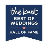 The Knot Wedding Award