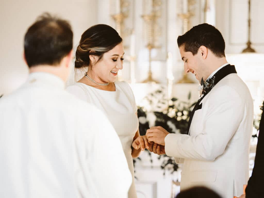 Wedding at Roche Harbor