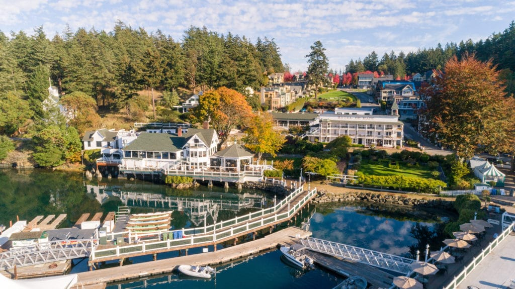 Read more about Fall in Roche Harbor