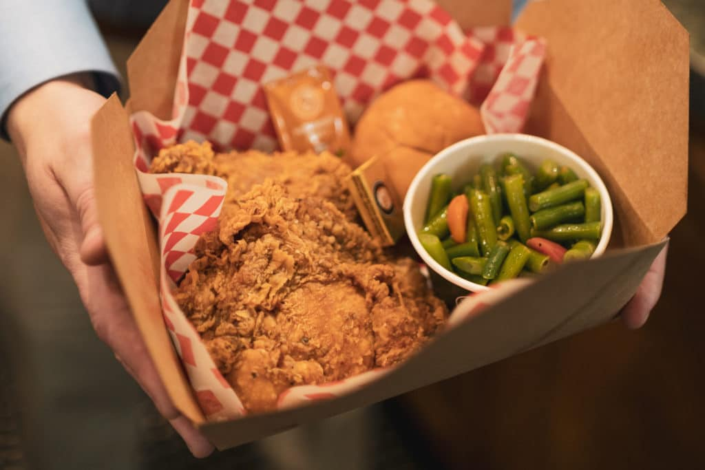 Read more about Fried Chicken at the Lime Kiln Café